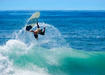 South East Coast Surfing 1
