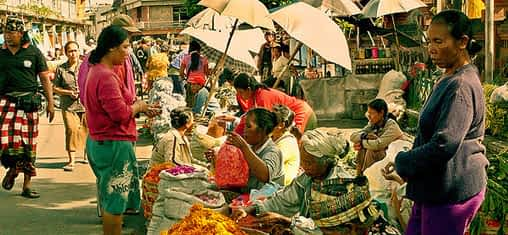 Badung Traditional Market 1