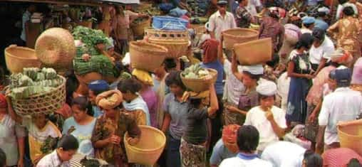 Badung Traditional Market 2