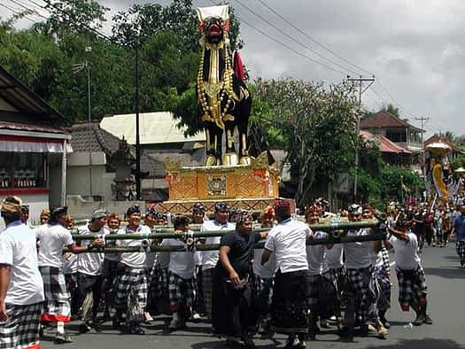 Bali Cremation Ceremonies