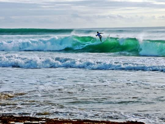 South East Coast Surfing 2