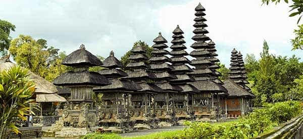 Taman Ayun Tanah Lot Tour